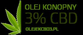 Olejek CBD 3%